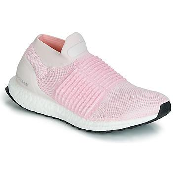 Obuća Žene  Running/Trail adidas Performance ULTRABOOST LACELESS Ružičasta