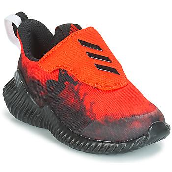 Obuća Dječak  Running/Trail adidas Performance FORTARUN SPIDER-MAN Red / Crna