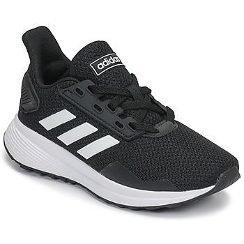 Obuća Djeca Running/Trail adidas Performance DURAMO 9 K Crna / Bijela