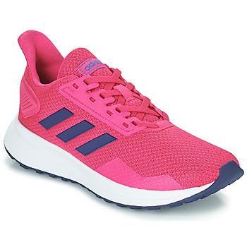 Obuća Djevojčica Running/Trail adidas Originals DURAMO 9 K Ružičasta