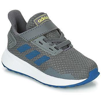 Obuća Dječak  Running/Trail adidas Performance DURAMO 9 I Siva