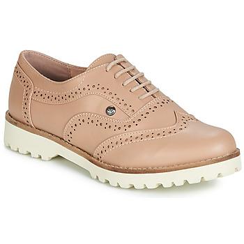 Obuća Žene  Derby cipele Les Petites Bombes GISELE Puderasta