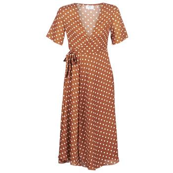 Odjeća Žene  Duge haljine Betty London KEYLA Smeđa