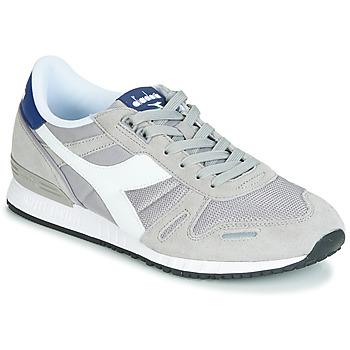 Obuća Muškarci  Niske tenisice Diadora TITAN II Siva / Blue