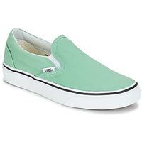 Obuća Žene  Slip-on cipele Vans CLASSIC SLIP-ON Zelena