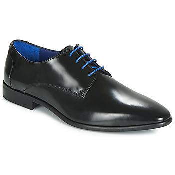 Obuća Muškarci  Derby cipele Azzaro VALMI Crna