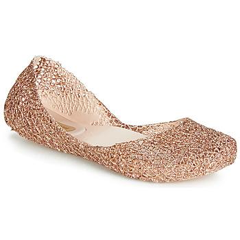 Obuća Žene  Balerinke i Mary Jane cipele Melissa CAMPANA PAPEL VII Gold