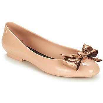 Obuća Žene  Balerinke i Mary Jane cipele Melissa DOLL III Bež / Brončana