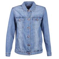 Odjeća Žene  Traper jakne Noisy May NMOLE Blue