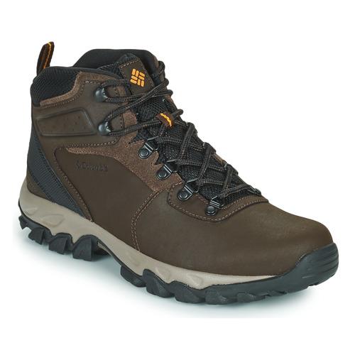 Obuća Muškarci  Pješaćenje i planinarenje Columbia NEWTON RIDGE PLUS II WATERPROOF Smeđa