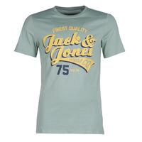 Odjeća Muškarci  Majice kratkih rukava Jack & Jones JJELOGO Zelena