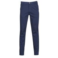 Odjeća Muškarci  Chino hlačei hlače mrkva kroja Jack & Jones JJIMARCO Blue