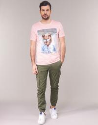 Odjeća Muškarci  Cargo hlače Jack & Jones JJIPAUL Kaki