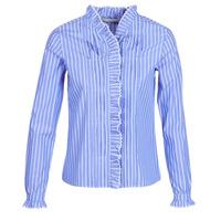 Odjeća Žene  Košulje i bluze Maison Scotch LONG SLEEVES SHIRT Blue / Svijetla