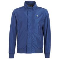 Odjeća Muškarci  Kratke jakne Scotch & Soda AMS BLAUW SIMPLE HARRINGTON JACKET Blue