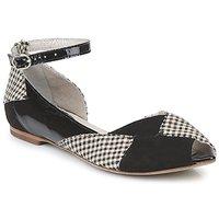 Obuća Žene  Balerinke i Mary Jane cipele Mosquitos DELICE Black