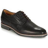 Obuća Muškarci  Derby cipele Bugatti TOUZEN Crna