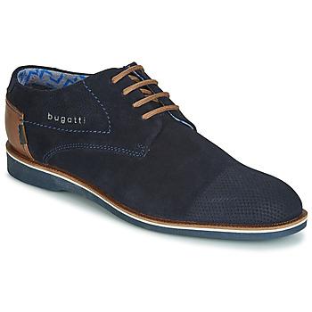 Obuća Muškarci  Derby cipele Bugatti TOUZETTE Blue