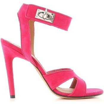 Obuća Žene  Sandale i polusandale Givenchy BE300FE005 675 Fucsia