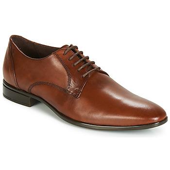 Obuća Muškarci  Derby cipele Carlington EMRONED Boja konjaka