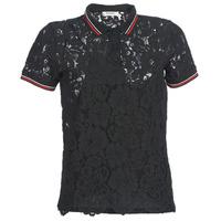 Odjeća Žene  Polo majice kratkih rukava Kaporal BRIKS Crna