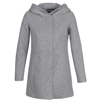 Odjeća Žene  Kaputi Vero Moda VMVERODONA Siva