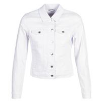 Odjeća Žene  Traper jakne Vero Moda VMHOT SOYA Bijela