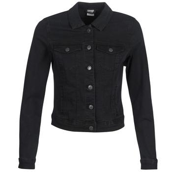 Odjeća Žene  Traper jakne Vero Moda VMHOT SOYA Crna