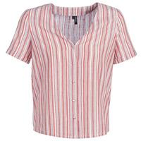 Odjeća Žene  Topovi i bluze Vero Moda VMESTHER Red