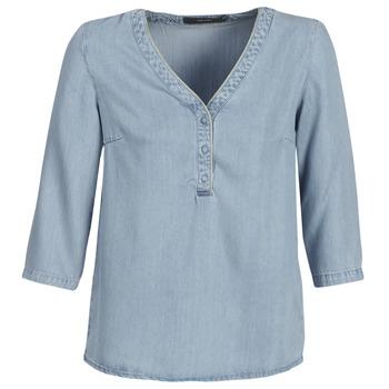 Odjeća Žene  Topovi i bluze Vero Moda VMTRUDY Blue