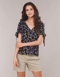 Odjeća Žene  Topovi i bluze Vero Moda VMLOTUS Crna
