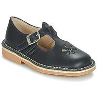 Obuća Djeca Balerinke i Mary Jane cipele Aster DINGO Blue