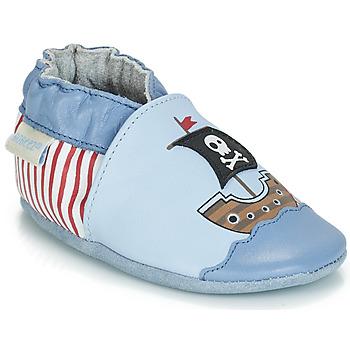 Obuća Dječak  Papuče za bebe Robeez PIRATE'S BOAT Blue