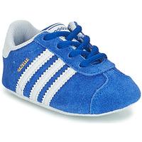 Obuća Djeca Niske tenisice adidas Originals GAZELLE CRIB Blue