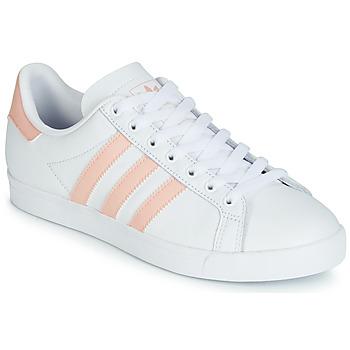 Obuća Žene  Niske tenisice adidas Originals COURSTAR Bijela / Ružičasta