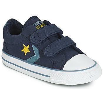 Obuća Djeca Niske tenisice Converse STAR PLAYER 2V CANVAS OX Blue