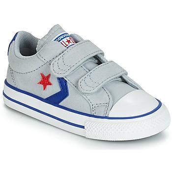 Obuća Dječak  Niske tenisice Converse STAR PLAYER 2V CANVAS OX Siva