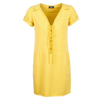 Odjeća Žene  Kratke haljine One Step PATRICIA Žuta