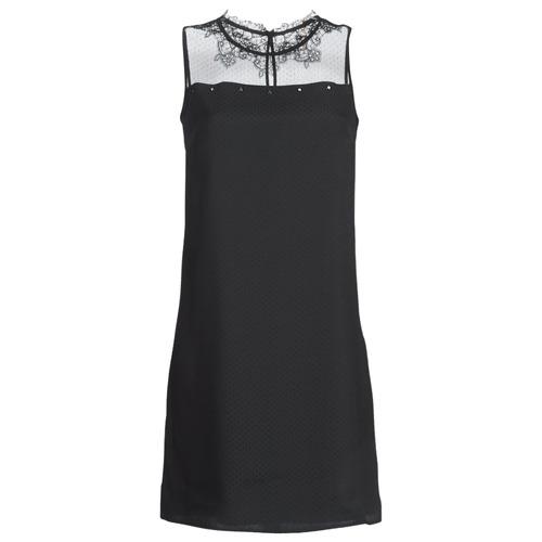Odjeća Žene  Kratke haljine One Step TINA Crna