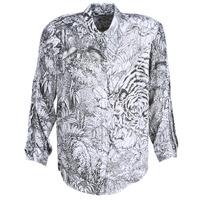 Odjeća Žene  Košulje i bluze Ikks BN12085-11 Bijela / Crna