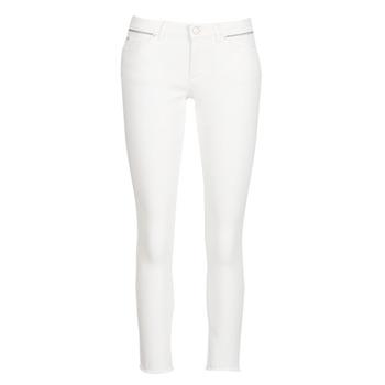 Odjeća Žene  Slim traperice Ikks BN29135-11 Bijela
