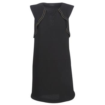 Odjeća Žene  Kratke haljine Ikks BN31075-02 Crna