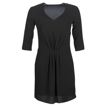 Odjeća Žene  Kratke haljine Ikks BN30015-02 Crna