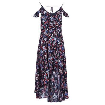 Odjeća Žene  Duge haljine Guess BORA Crna / Mutlicolor