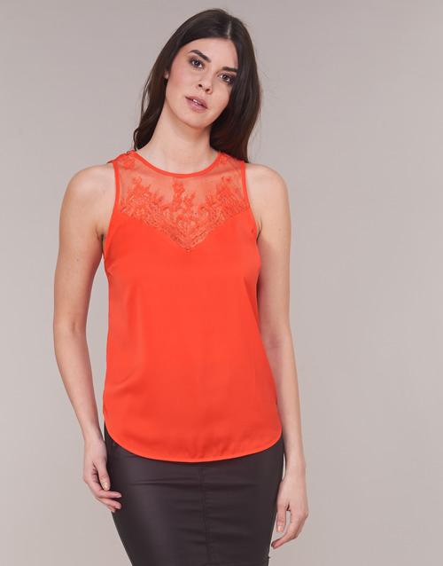 Odjeća Žene  Topovi i bluze Guess SCARLET Red