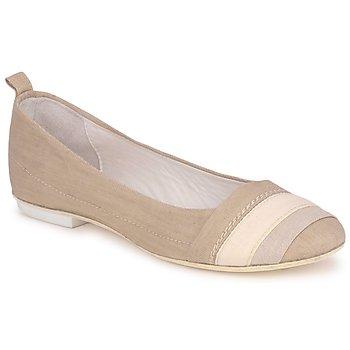 Obuća Žene  Balerinke i Mary Jane cipele Marithé & Francois Girbaud BRUMES Bež