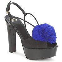 Obuća Žene  Sandale i polusandale Moschino Cheap & CHIC CA1608 Ooc-crna-plava