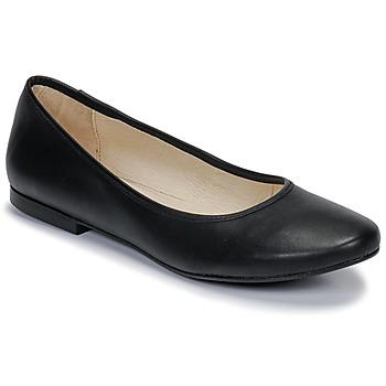 Obuća Žene  Balerinke i Mary Jane cipele So Size JARALUBE Crna