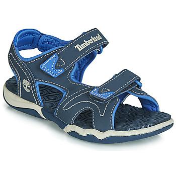 Obuća Djeca Sandale i polusandale Timberland ADVENTURE SEEKER 2 STRAP Blue