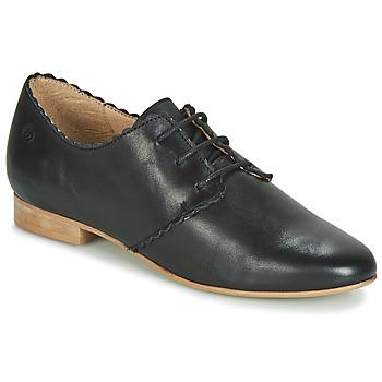 Obuća Žene  Derby cipele Betty London JIKOTEFE Crna